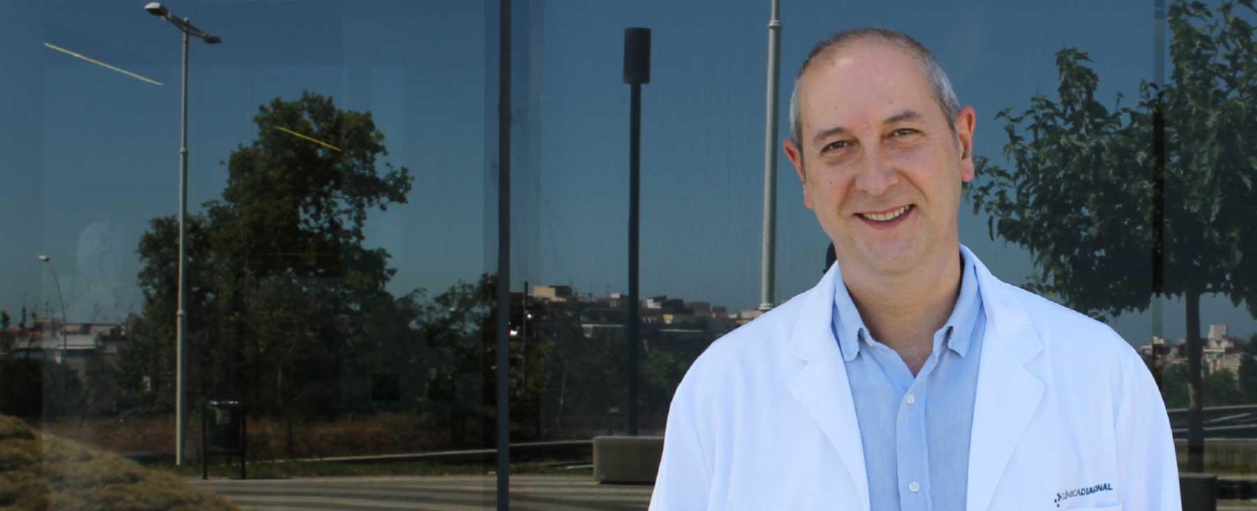 Dr. Javier Nebreda. Endoscopista.